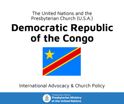 Democratic Republic of the Congo fact sheet cover image