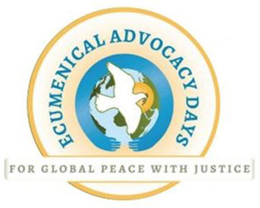 Ecumenical Advocacy Days logo