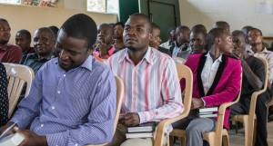 Pray for Justo Mwale students to be genuine disciples and faithful preachers (Photo by Johanneke Kroesbergen)