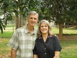 John and Gwenda Fletcher