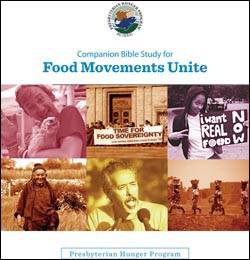 Food Movements Unite! Bible Study