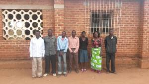 CHE Trainers, Nkhoma Synod (Elida Mphedwa is in the green chitenje)