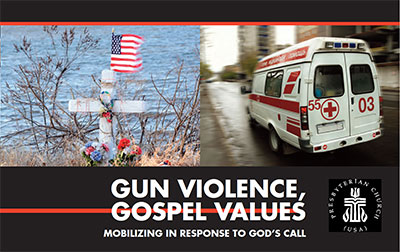 Gun Violence packet cover