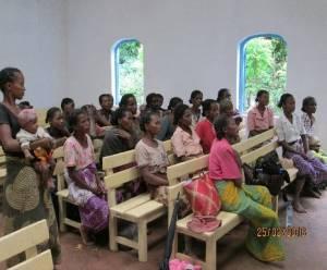 Self-empowering women of Ambaniakondro