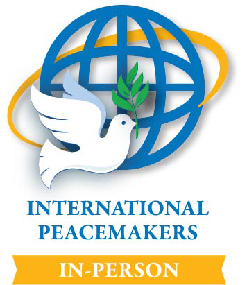 Peacemaking In-Person Logo