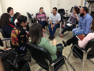 Iraqi presbyterians tackle the question of being a church outside of the building