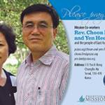 Rev. Choon Lim and Yen Hee Lim Prayer Card