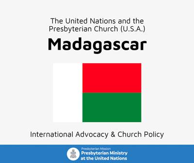 Madagascar fact sheet cover image