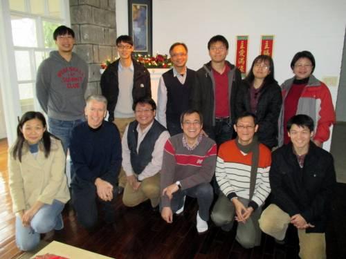 The Taipei and Seven Star Presbyteries Pastors' Group