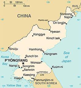northkorea-map