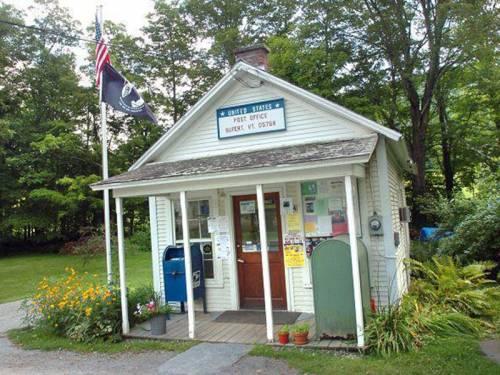 Rural Vermont post office