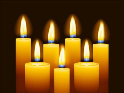 photo of 7 burning candles
