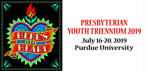 2019 Presbyterian Youth Triennium logo