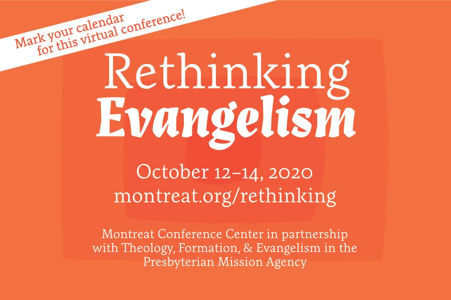 Rethinking Evangelism banner