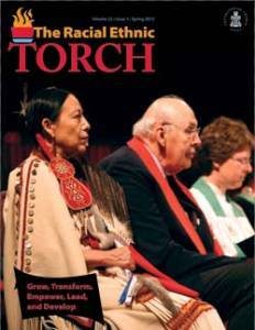 The Racial Ethnic Torch Spring 2012