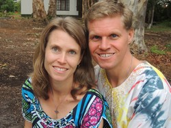 Rev. Bob and Kristi Rice