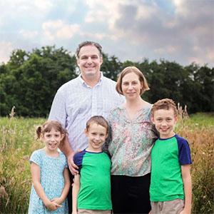 Jonathan Seitz Family