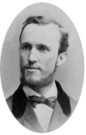 Missionary Tom Alexander