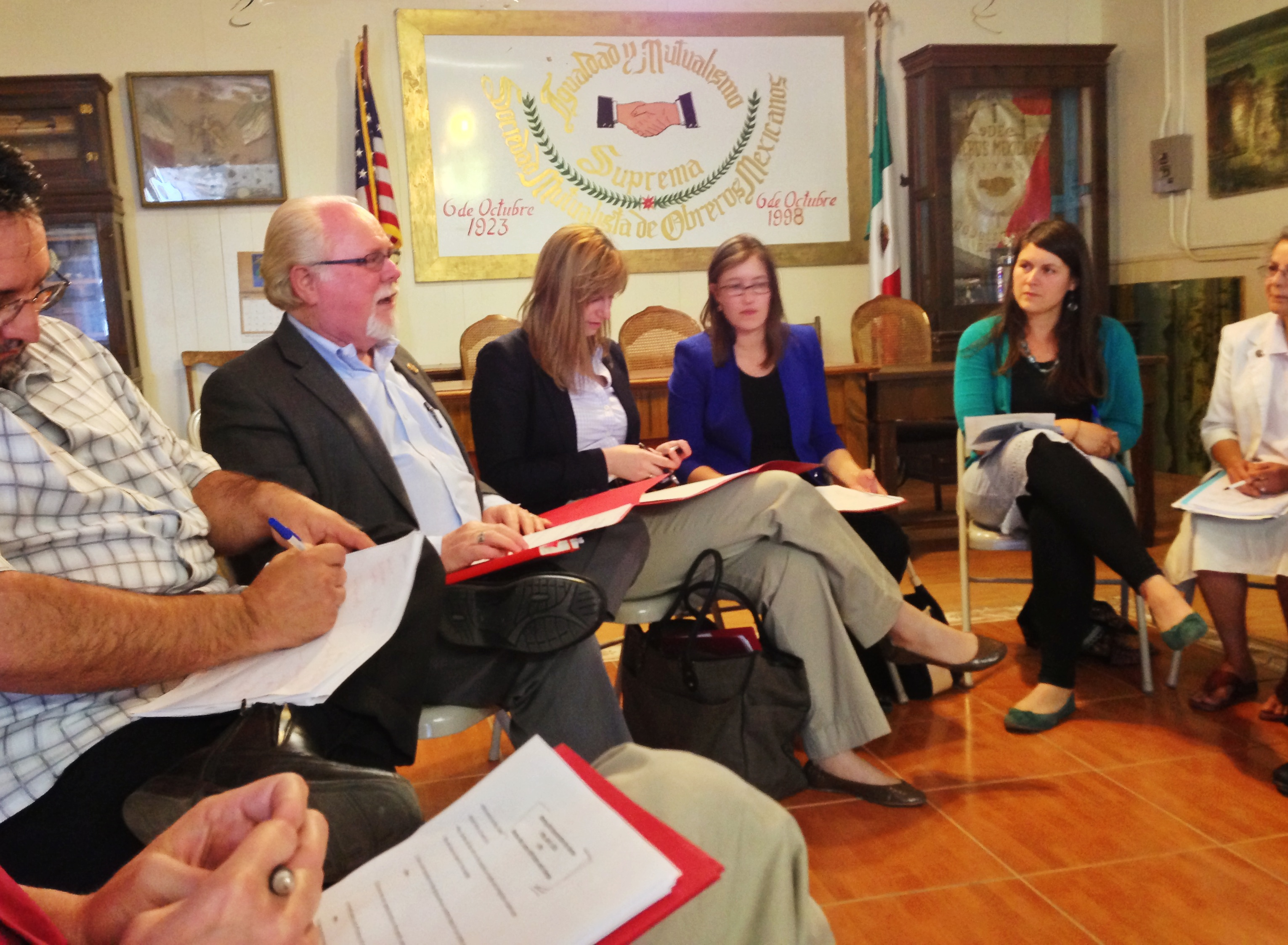 Community Listening Session: With U.S. Representative Ron Barber