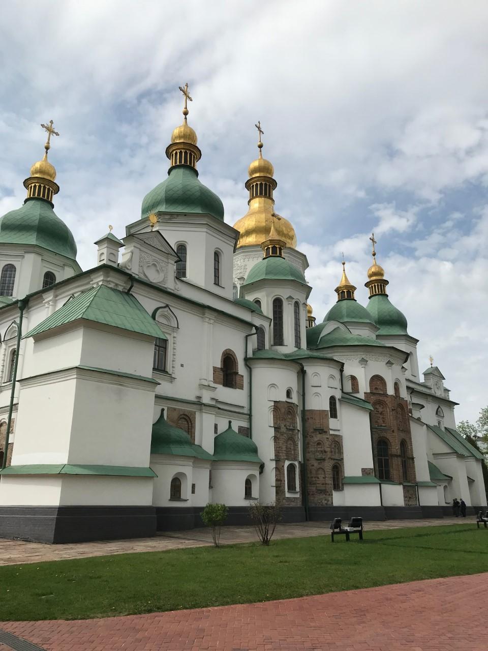 St. Sophia's Cathedral, Ukraine.