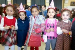 JMP has ministered to traumatized Armenian children in Syria through special programs, meals and field trips. (Photo courtesy of the Jinishian Memorial Program in Syria)