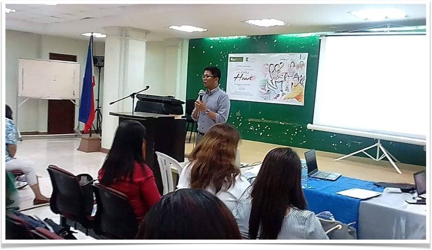 Nar was the guest speaker during Overseas Filipino Worker (OFW) Family Day at the Center for Community Transformation in General Trias, Cavite.
