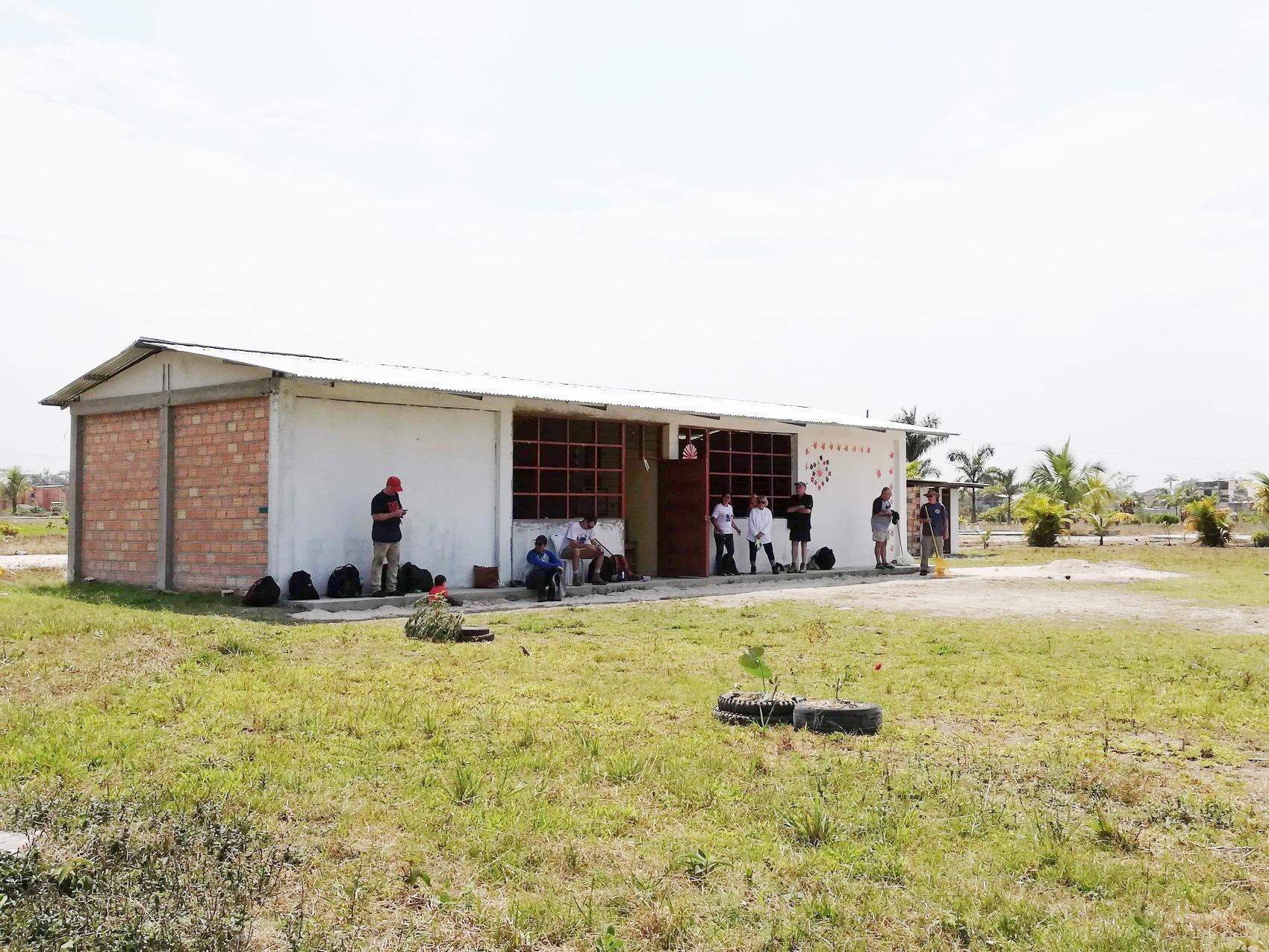 School for the Deaf in Nueva Cajamarca, San Martín, Peru.