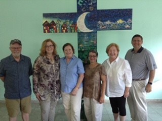 Visit with the good folks of Myers Park Presbyterian from Northern Carolina (Summer 2016)