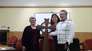 Visit to the Presbytery of Philadelphia with Executive Presbyter, Rev. Ruth Santana-Grace
