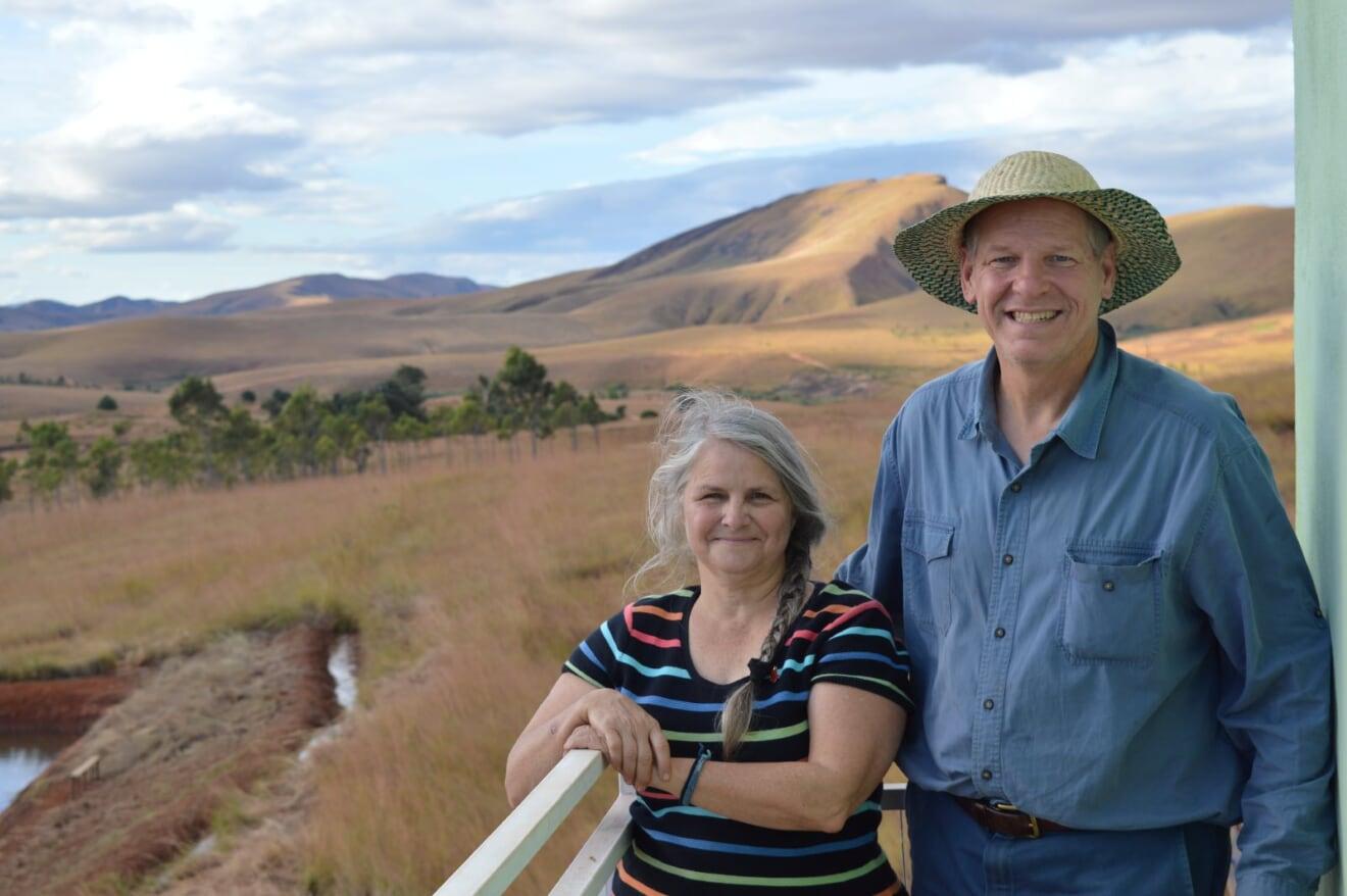 Dan & Elizabeth Turk (Photo credit: John Martin)
