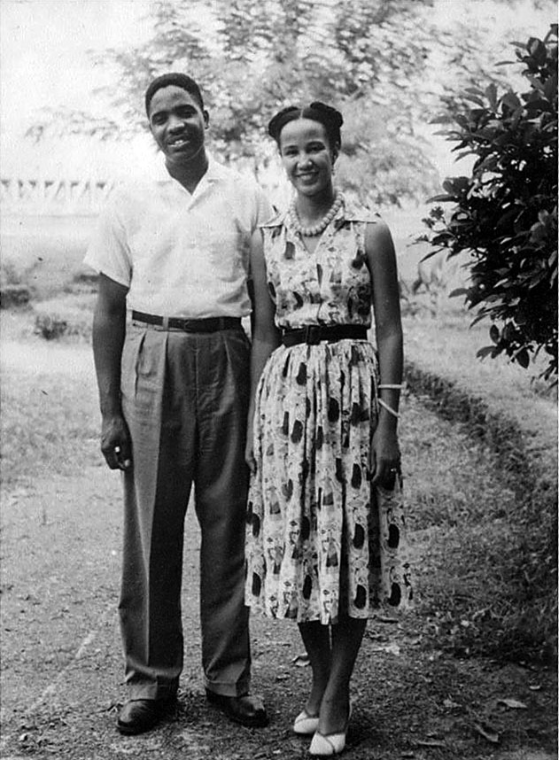Darius and Vera Swann served the Presbyterian Church as the first African-American missionaries to a non-African country.