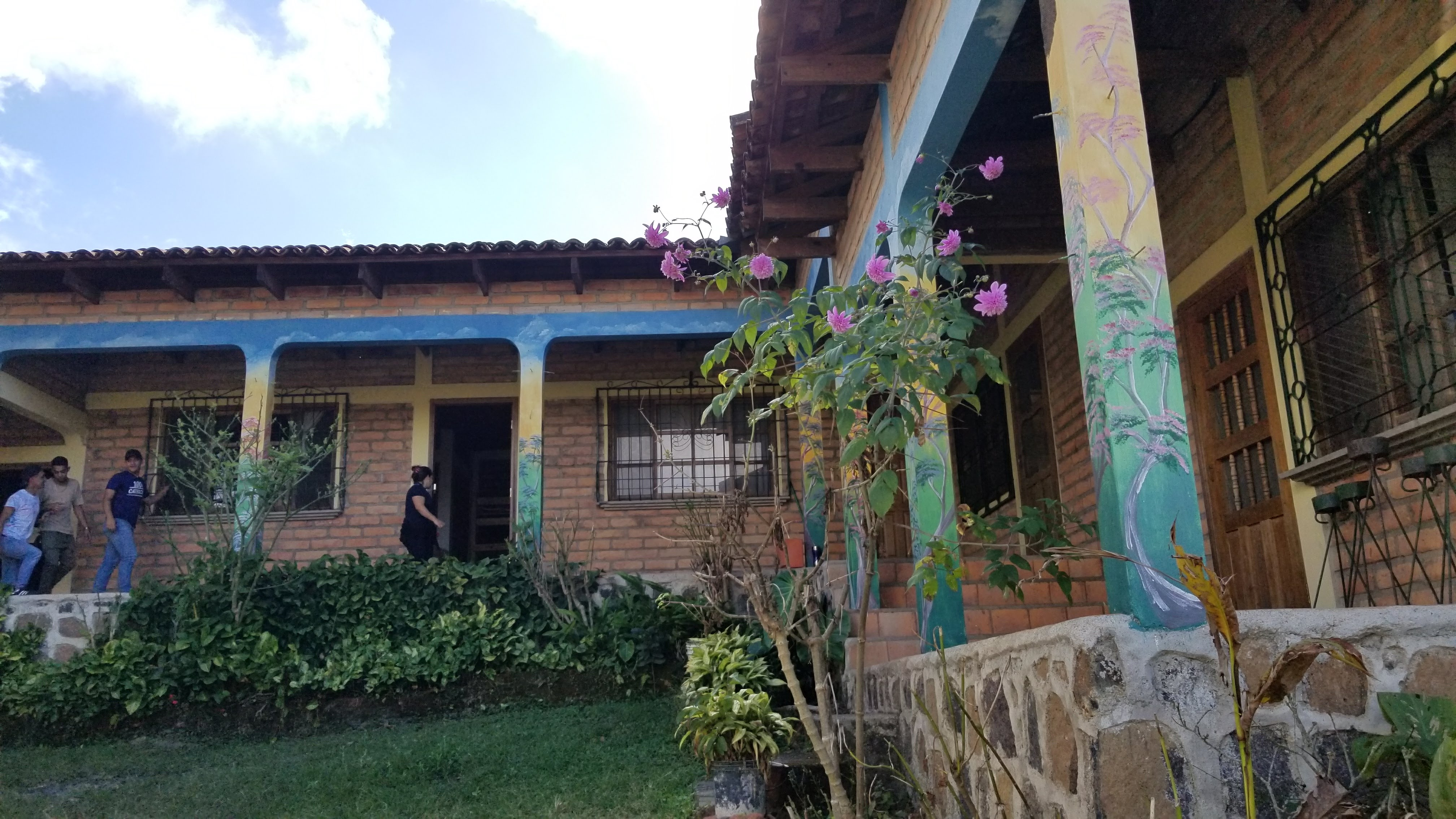 Villa Gracia, or Village of Grace, is the retreat center that the Presbyterian Church of Honduras has purchased with help from PC-USA Presbyterian Women.