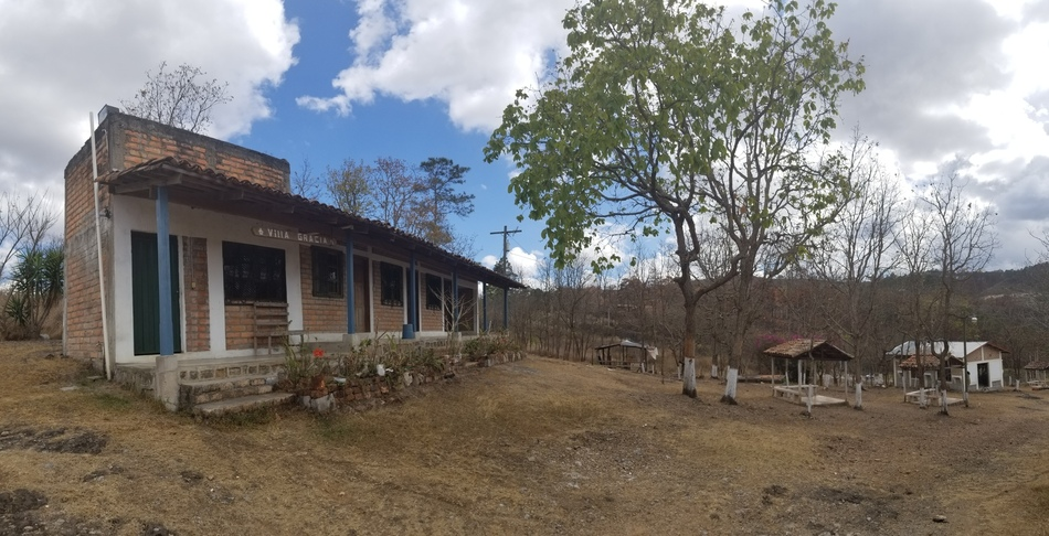 Centro de Retiros Villa de Gracia is a retreat center purchased by the Honduras presbytery and operated as a ministry by the Presbyterian Women of Honduras. After a year of operating the center and a year of fund-raising with U.S. partners, the full purchase price has been raised.