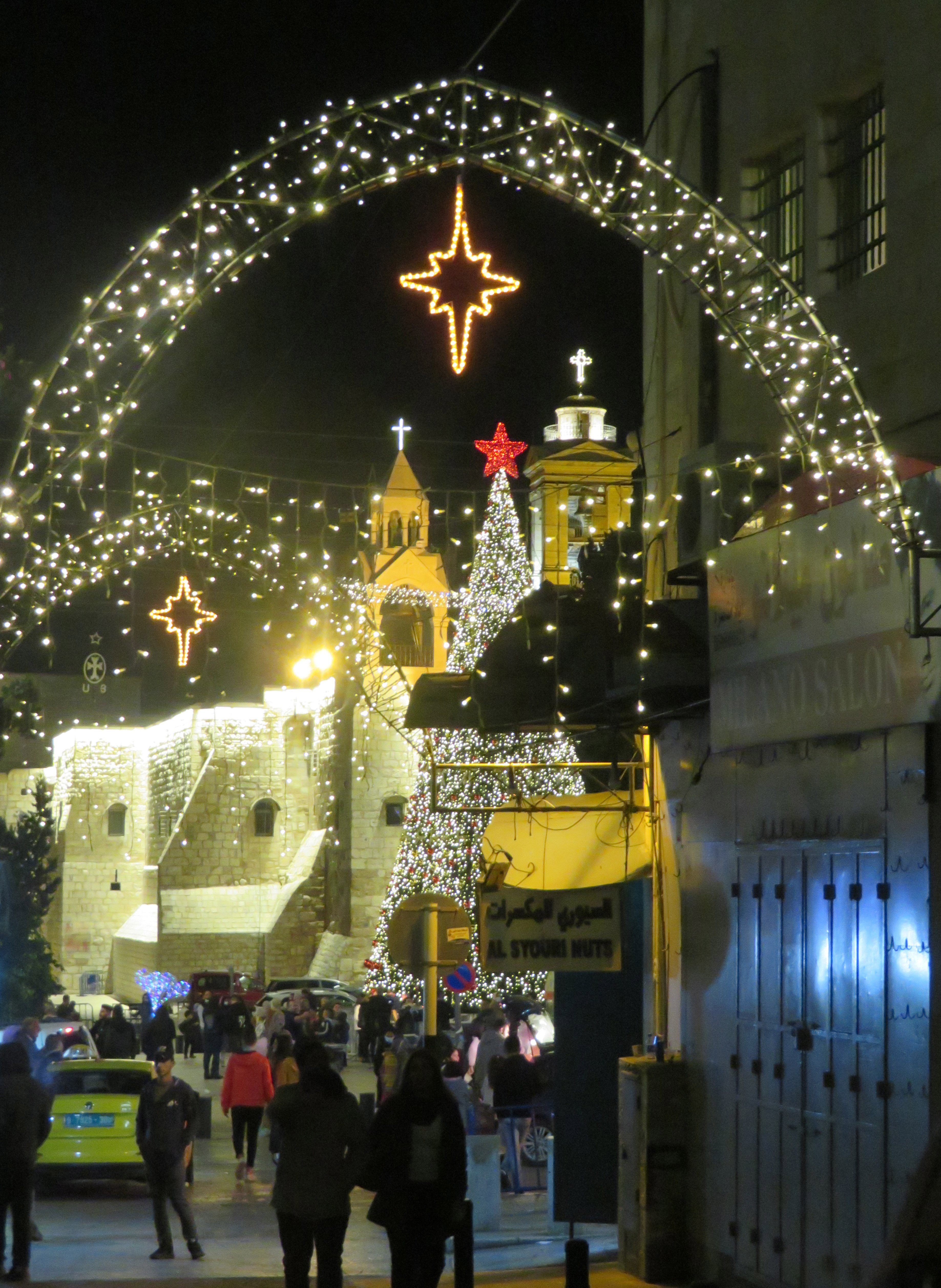 In spite of COVID-19, Bethlehem is determined to let its light shine in the darkness.