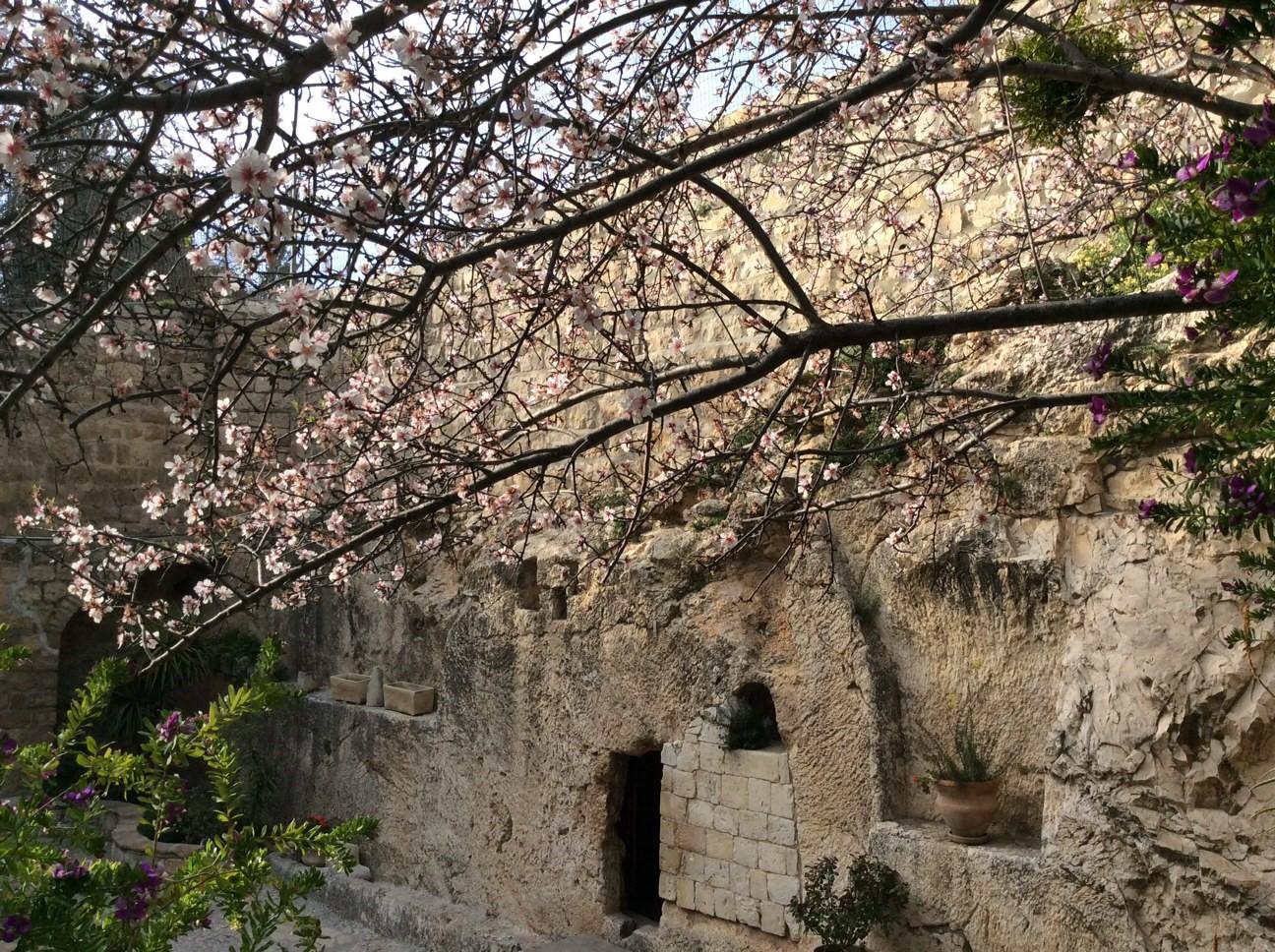 The Garden Tomb, Jerusalem.