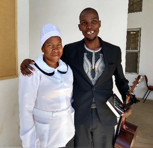 Ester and José Bazima dream of contributing more deeply to the Igreja Presbiteriana de Moçambique.