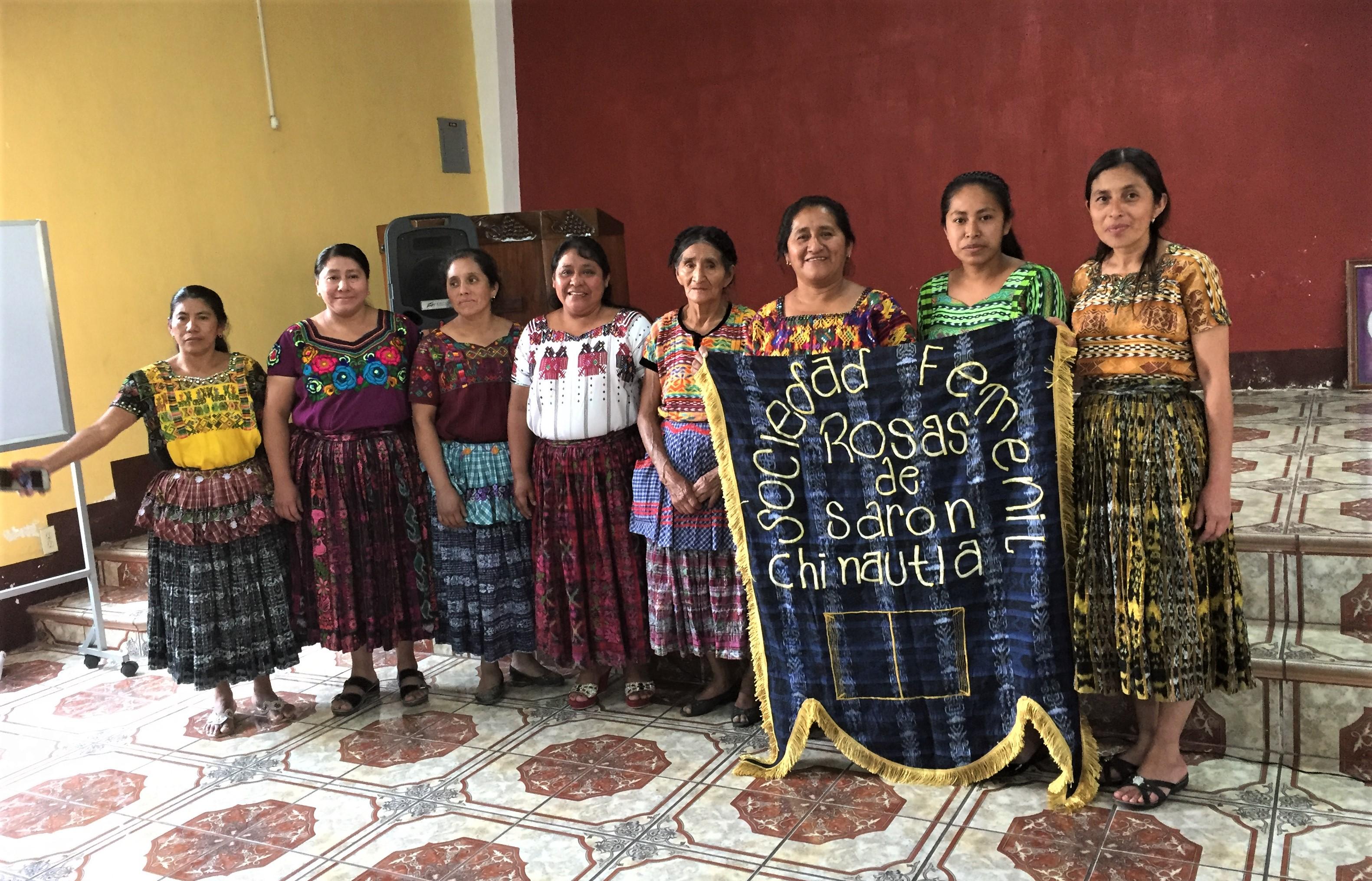 Convention and anniversary of the Pastoral Femenil Presbiterial Del Centro.