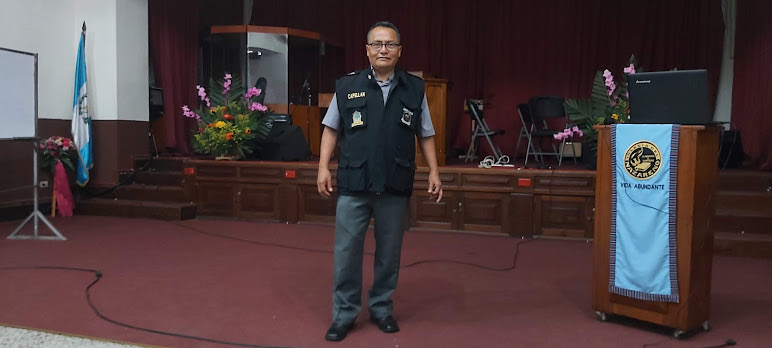 Pastor Mateo Gonzalez.