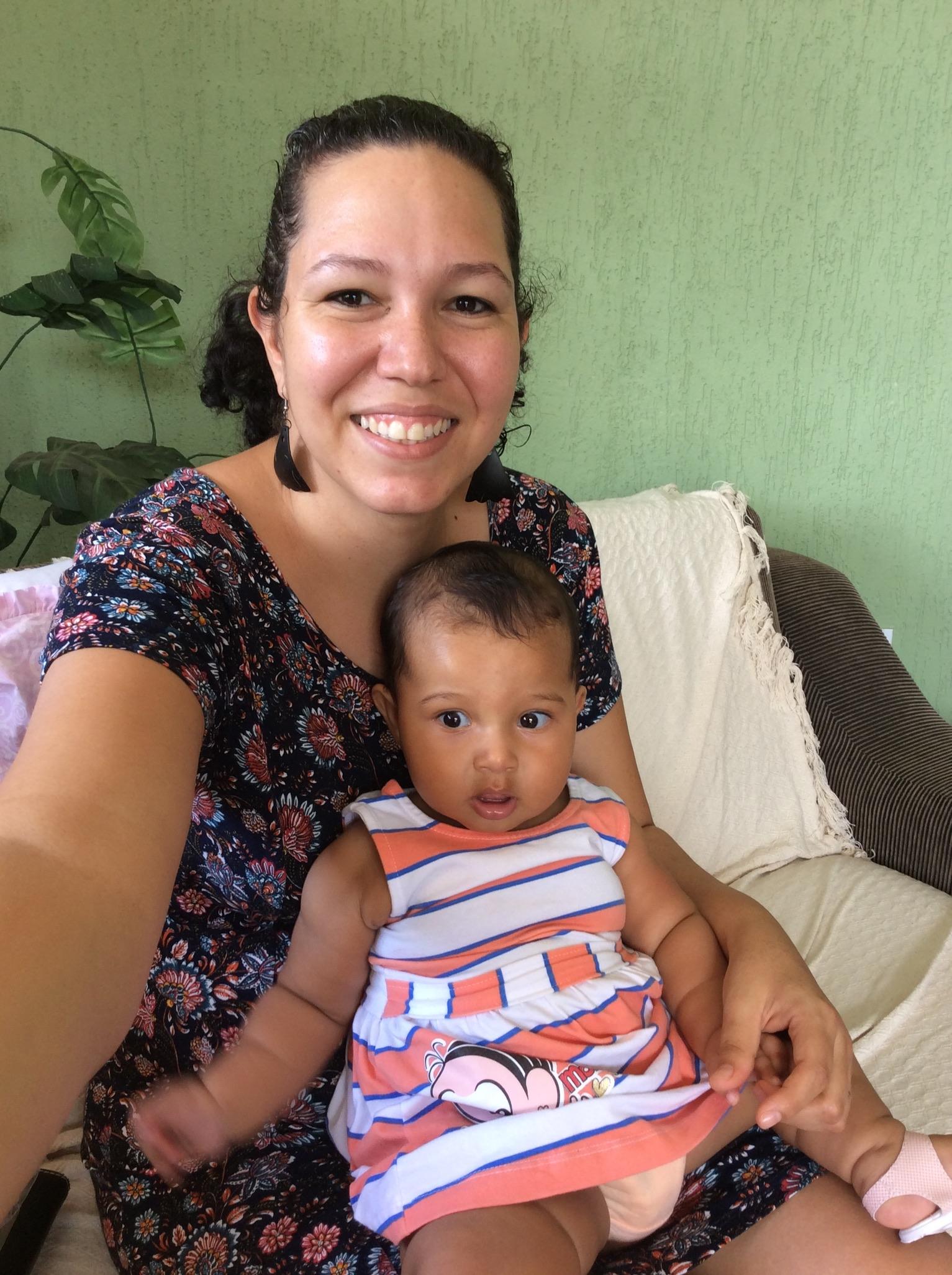 Joana and Isabela