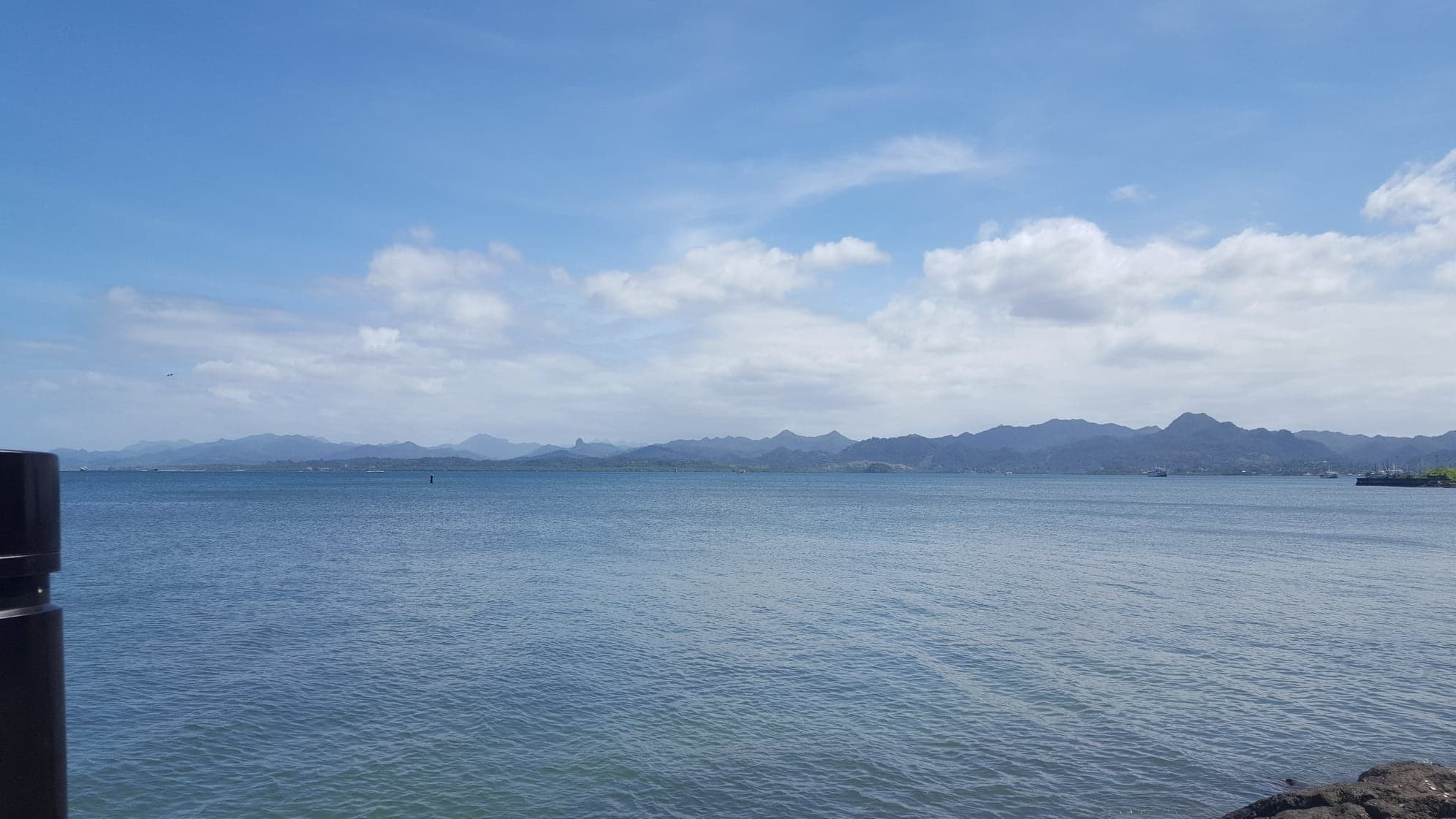 The beauty of the South Seas. Photo credit Hery Ramambasoa.
