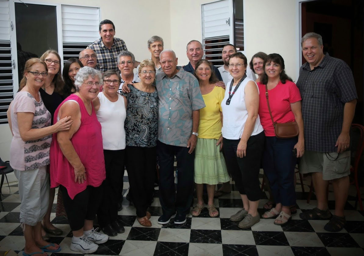 October group representing 3 presbyteries and 2 congregations who traveled with me to Cuba to explore new partnerships.