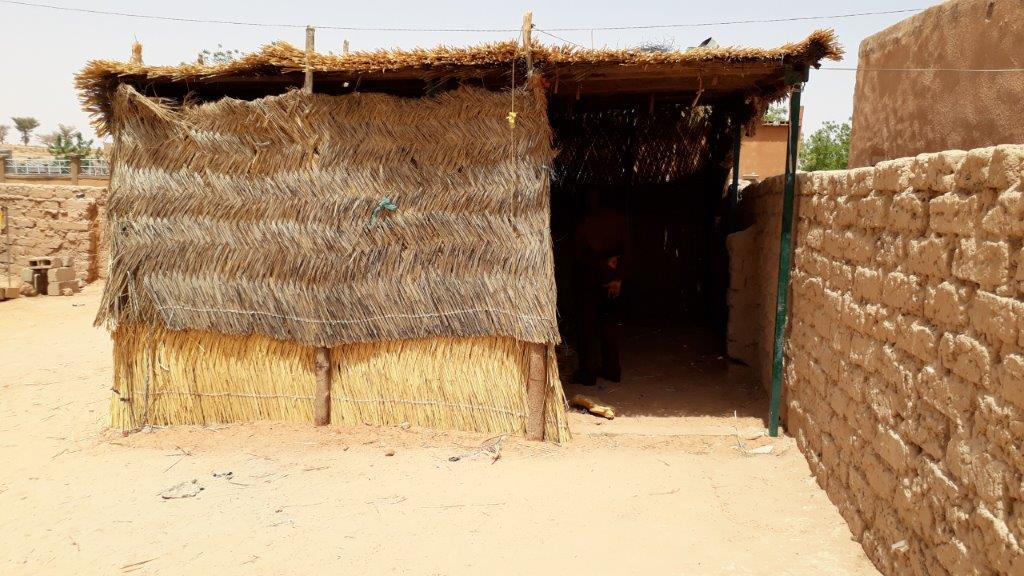 A South Sudanese church built to share the message of truth and grace from Jesus.
