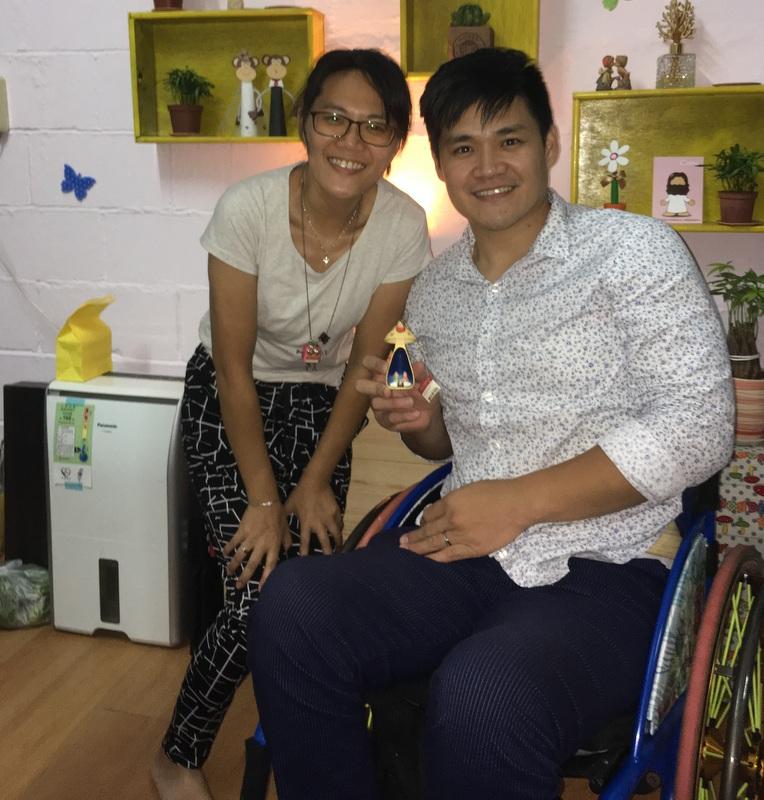 Nag Yaw and Chen Song.