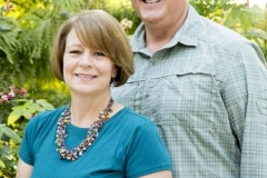Charles and Melissa Johnson, mission co-workers in Zambia (Photo provided)