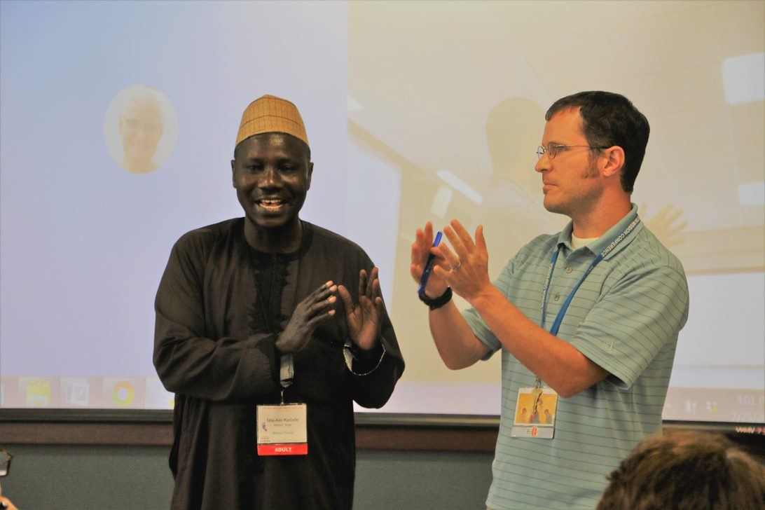 Niger Mission Network sharing some of the many blessings found in this partnership.