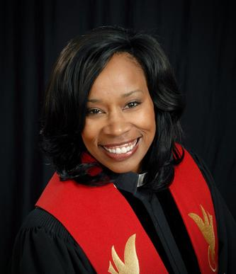 The Rev. Amantha Barbee