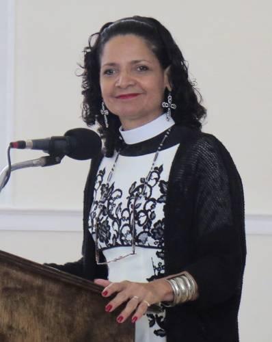 The Rev. Karen Hernandez-Granzen