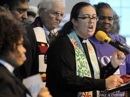 The Rev. Liz Theoharis