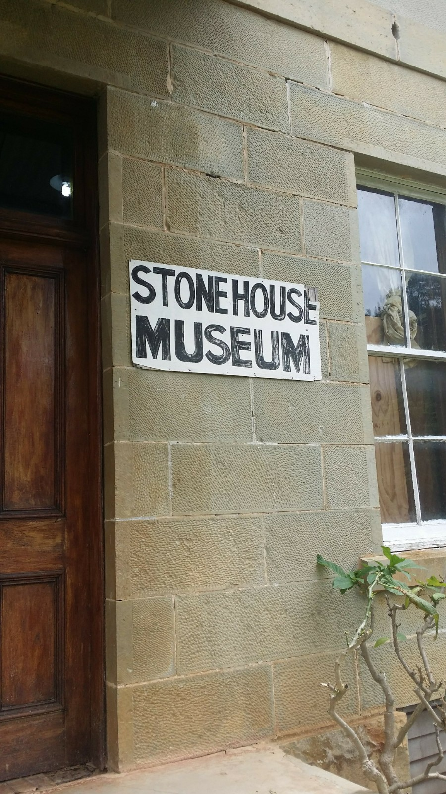 The Stone Museum on the Nyika Plateau.