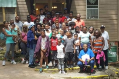 One of Mound Ridge's groups, Cote Brillante Presbyterian Church, a partnership to ensure that inner-city children come to God's creation. (Photo provided)